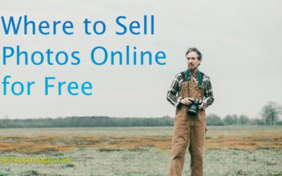 5 Places to Sell Photos Online for Free